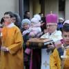 Парафія Царя Христа отримала святу реліквію – мощі святого Папи Івана Павла ІІ