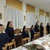 ВЕЛИКЕ ПОВЕЧЕРІЄ В ГЕНЕРАЛЬНОМУ ДОМІ СЕСТЕР СЛУЖЕБНИЦЬ В РИМІ