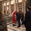 ОБРЯД ПОСИПАННЯ ПОПЕЛУ В РИМІ