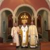 УКРАЇНСЬКА ЛІТУРГІЯ В КРИПТІ МУЧЕНИКІВ МОНСЕРРАТУ