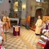 Українці Угорщини вшанували мощі святих з Риму