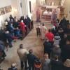 Перша Архиєрейська літургія українською мовою у Братиславі