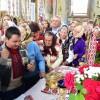 ДО РІДНОГО СЕЛА ВЕЛИКОГО БУДІВНИЧОГО УКРАЇНСЬКОЇ СВЯТИНІ В ЛЮРДІ ПРИБУЛИ МОЩІ СВЯТОГО СТЕПАНА