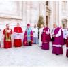 БЛАГОСЛОВЕННЯ НОВИХ АРХІТЕКТУРНИХ ФОРМ В НАЙДРЕВНІШІЙ ПАПСЬКІЙ БАЗИЛІЦІ