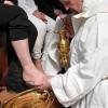 ХРЕСТ ЗА ҐРАТАМИ. ПАПА У В'ЯЗНИЦІ