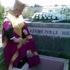 Запечатання гробу померлого Архієпископа Мирослава
