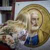МОЗАЇКА АПОСТОЛА ПЕТРА З УКРАЇНИ, ОСВЯЧЕНА НА ГРОБІ СВЯТОГО ПЕТРА В РИМІ, СТАНЕ ОКРАСОЮ ІТАЛІЙСЬКОГО МІСТА